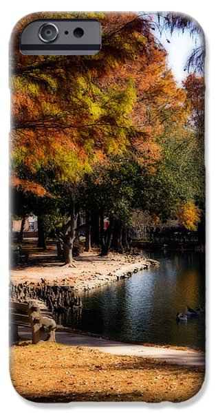 Autumn On Theta IPhone 6s Case by Lana Trussell