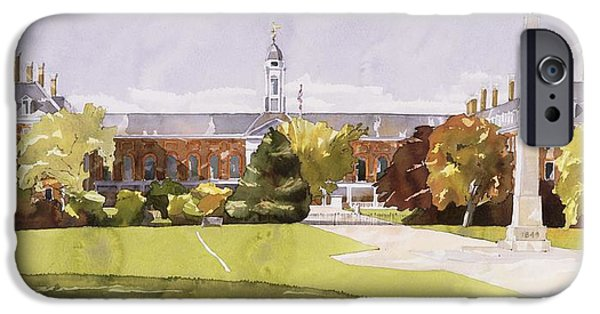 The Royal Hospital  Chelsea IPhone 6s Case by Annabel Wilson