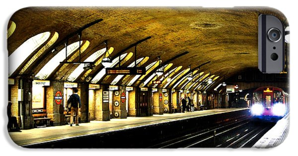 Baker Street London Underground IPhone 6s Case by Mark Rogan