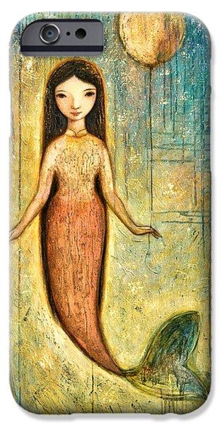 Mermaid iPhone 6s Case - Balance by Shijun Munns