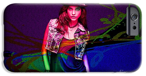 Barbara Palvin IPhone 6s Case by Marvin Blaine