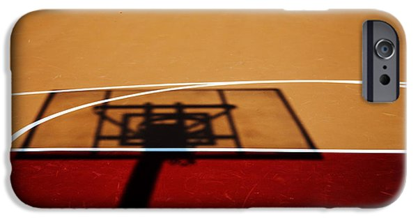 Basketball Shadows IPhone 6s Case by Karol Livote