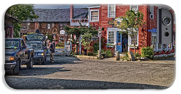Bearskin Neck IPhone 6s Case by Mark Myhaver