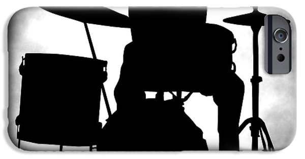 Drum iPhone 6s Case - Beat Master by Daniel Hagerman