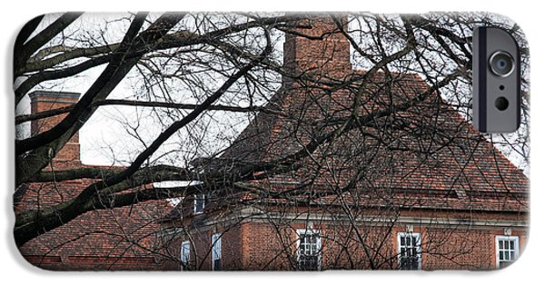 The British Ambassador's Residence Behind Trees IPhone 6s Case by Cora Wandel