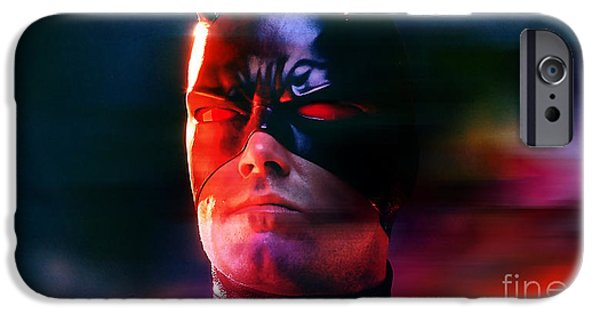 Ben Affleck Daredevil IPhone 6s Case by Marvin Blaine
