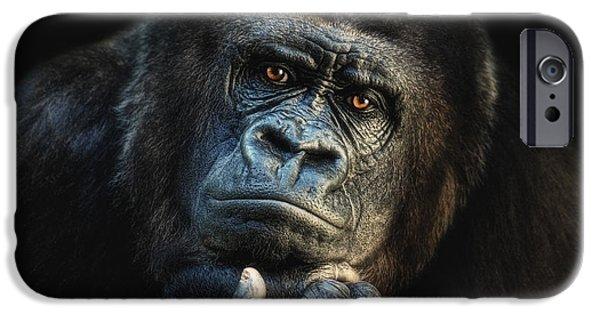 Ape iPhone 6s Case - Big Dreamer by Joachim G Pinkawa
