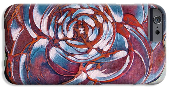 Tulip iPhone 6s Case - Bloom II by Shadia Derbyshire