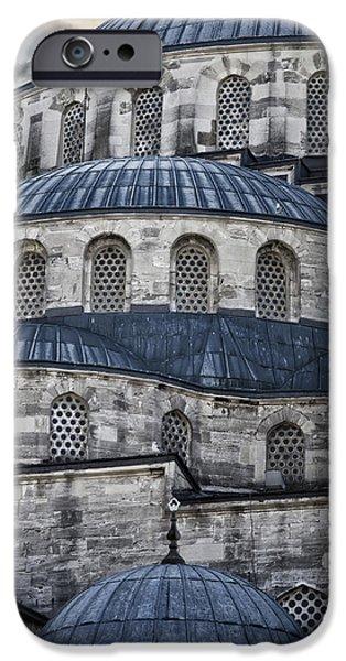 Blue Dawn Blue Mosque IPhone 6s Case