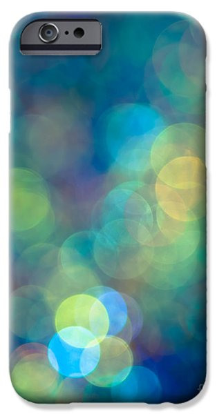 Contemporary iPhone 6s Case - Blue Of The Night by Jan Bickerton