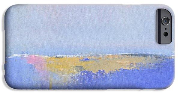 New England Coast iPhone 6s Case - Blue Silences by Jacquie Gouveia