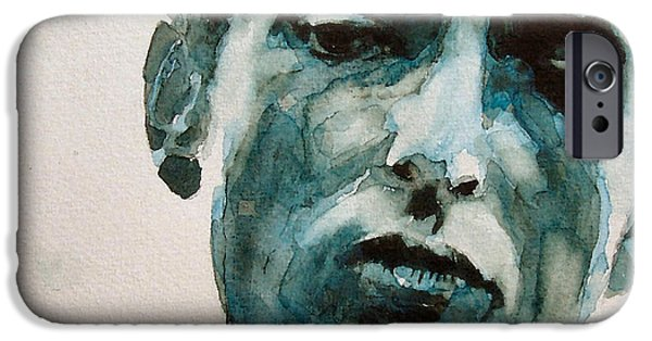 Bob Dylan IPhone 6s Case by Paul Lovering