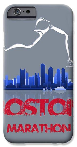 Boston Marathon3 IPhone 6s Case