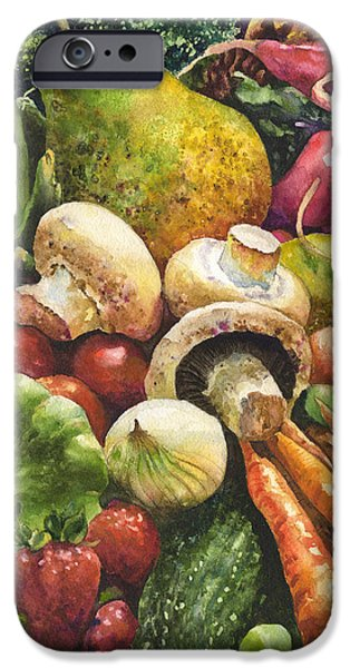 Bountiful IPhone 6s Case by Anne Gifford