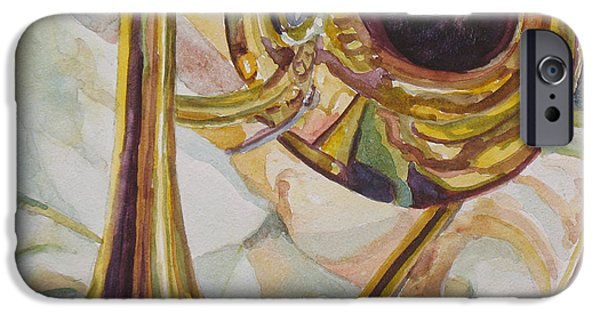 Brass At Rest IPhone 6s Case by Jenny Armitage