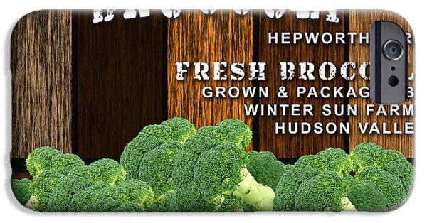 Broccoli Farm IPhone 6s Case by Marvin Blaine