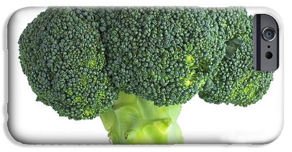 Broccoli IPhone 6s Case by Science Photo Library