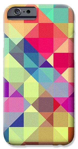 Broken Rainbow II IPhone 6s Case by VessDSign