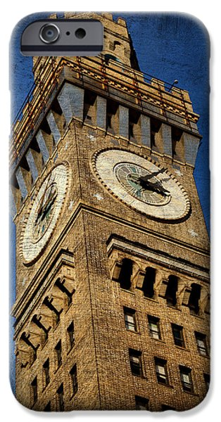 Oriole iPhone 6s Case - Bromo Seltzer Tower No 3 by Stephen Stookey