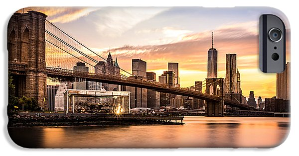 Brooklyn Bridge At Sunset  IPhone 6s Case