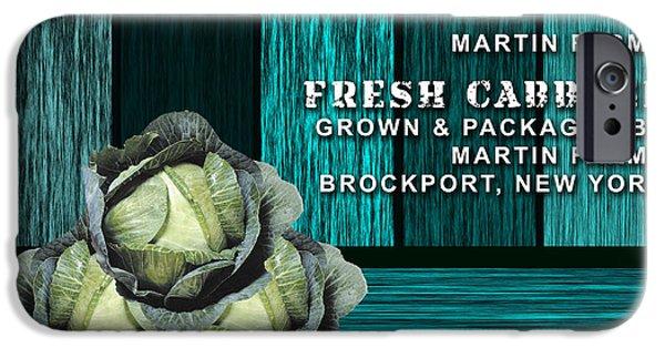 Cabbage Farm IPhone 6s Case