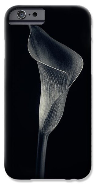 Simple iPhone 6s Case - Calla Lily by Lotte Gr?nkj?r