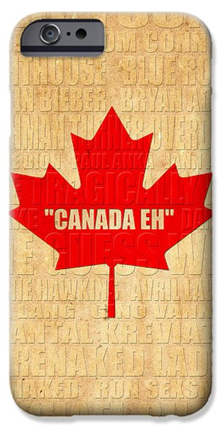 Canada Music 1 IPhone 6s Case