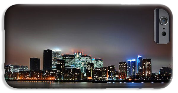 London Skyline IPhone 6s Case by Mark Rogan