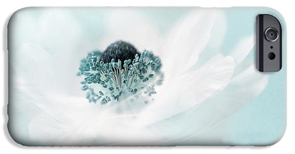 Teal iPhone 6s Case - Candy Floss by Jacky Parker