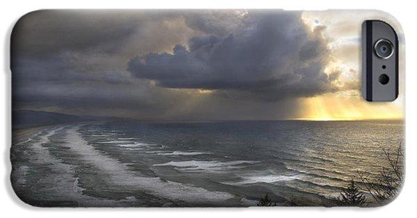 Sunset At Cape Lookout Oregon Coast IPhone 6s Case