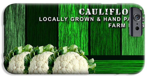 Cauliflower Farm IPhone 6s Case