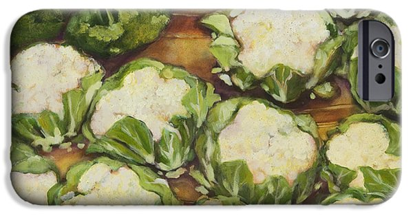 Cauliflower March IPhone 6s Case by Jen Norton
