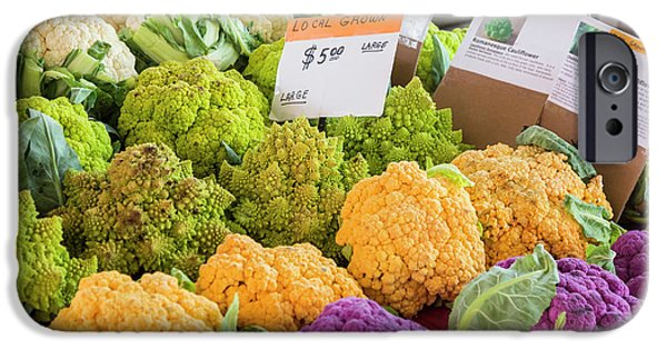 Cauliflower Market Stall IPhone 6s Case
