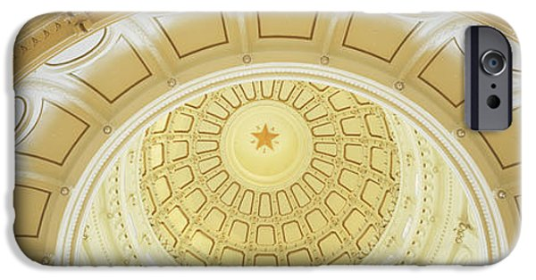 Ceiling Of The Dome Of The Texas State IPhone 6s Case by Panoramic Images