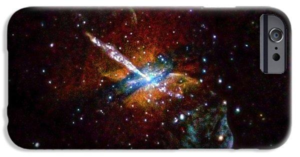 Centaurus A IPhone 6s Case by Nasa/cxc/u.birmingham/m.burke Et Al