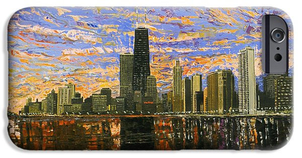 Chicago IPhone 6s Case
