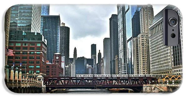 Chicago River And City IPhone 6s Case