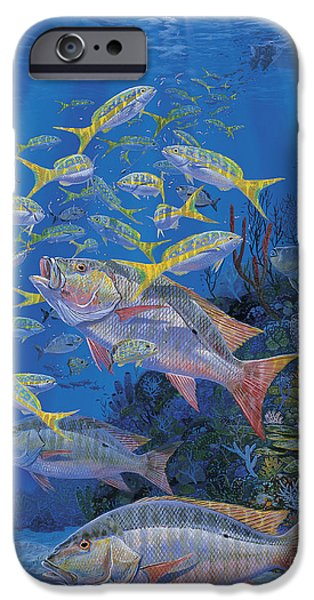 Chum Line Re0013 IPhone 6s Case by Carey Chen