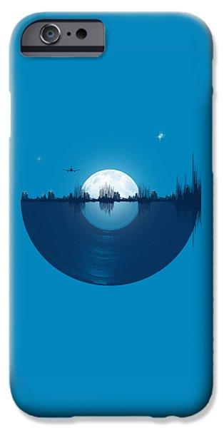 City Scenes iPhone 6s Case - City Tunes by Neelanjana  Bandyopadhyay