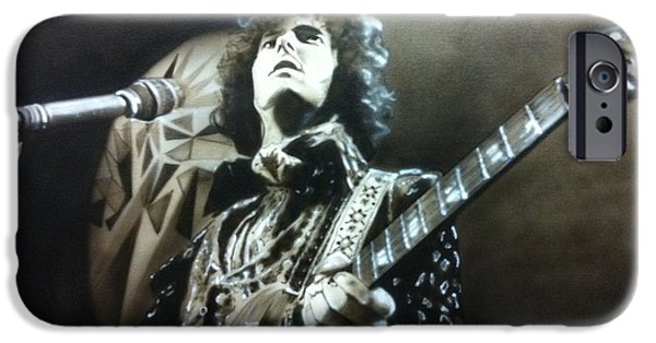 Eric Clapton - ' Clapton ' IPhone 6s Case