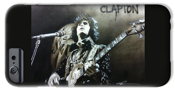 Clapton IPhone 6s Case