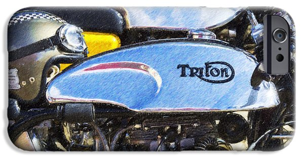 Classic Cafe Racers IPhone 6s Case