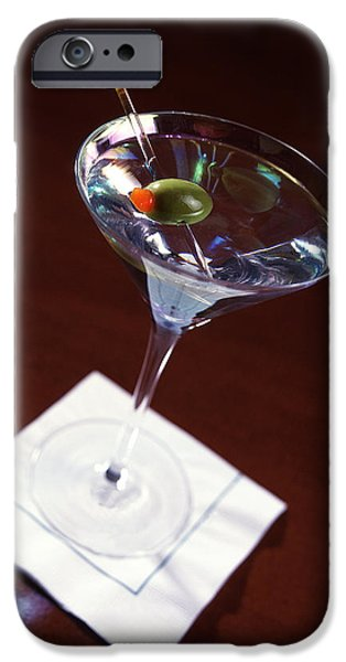 Classic Martini IPhone 6s Case by Jon Neidert