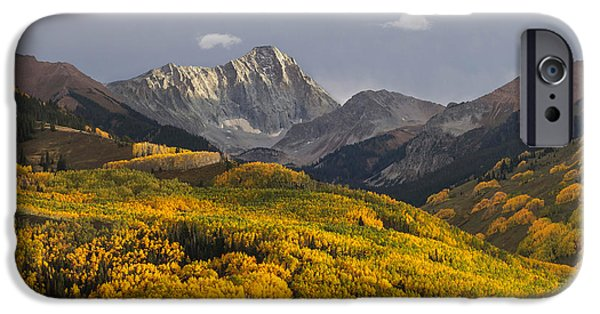 Colorado 14er Capitol Peak IPhone 6s Case by Aaron Spong