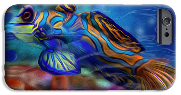 Scuba Diving iPhone 6s Case - Colors Below 2 by Jack Zulli