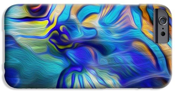 Scuba Diving iPhone 6s Case - Colors Below by Jack Zulli