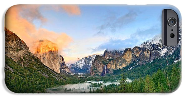 Colors Of Yosemite IPhone 6s Case by Jamie Pham