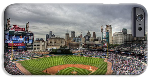 Comerica Park Home Of The Tigers IPhone 6s Case