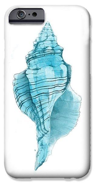 Beach iPhone 6s Case - Conch by Randoms Print