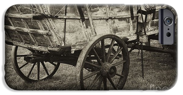 Conestoga Wagon IPhone Case by Paul W Faust -  Impressions of Light